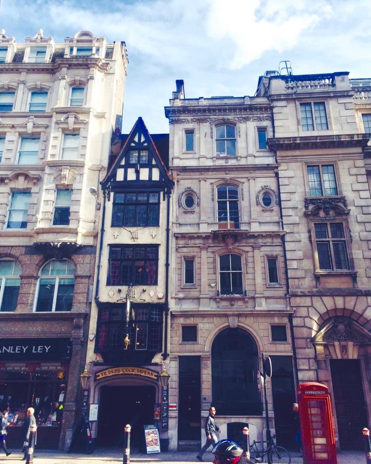 Fleet Street.