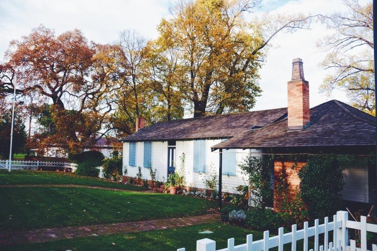La Trobe's Cottage.