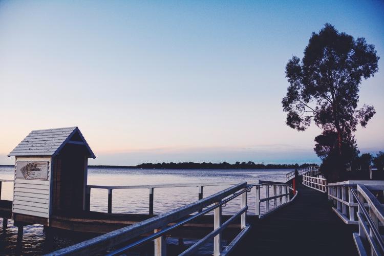 Bancroft Bay.