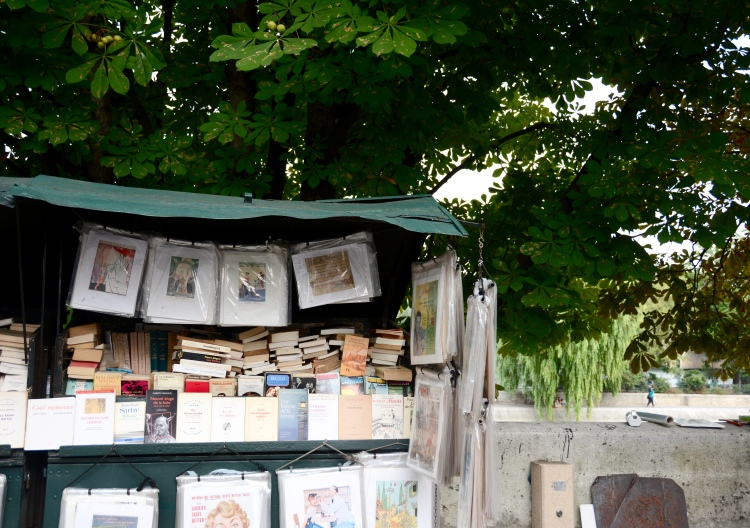 Book stall