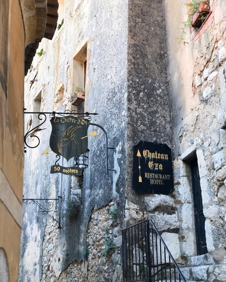 Èze-Village, French Riviera
