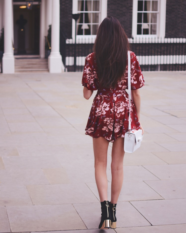 Romwe Playsuit